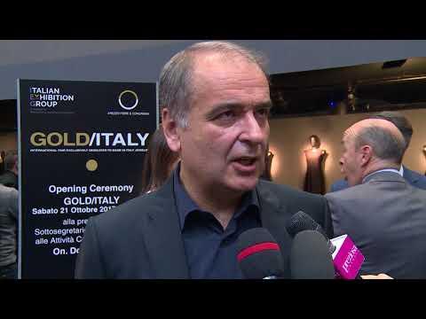 Si alza il sipario di Gold Italy: 300 brand del gioiello e buyer internazionali