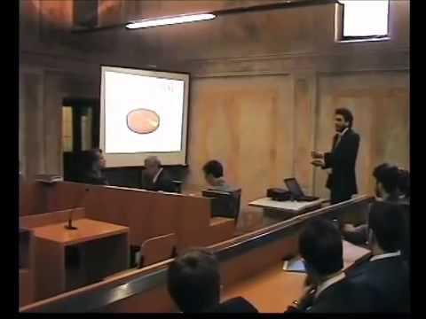 discute la tesi di laurea sul signoraggio bancario e zittisce i prof!