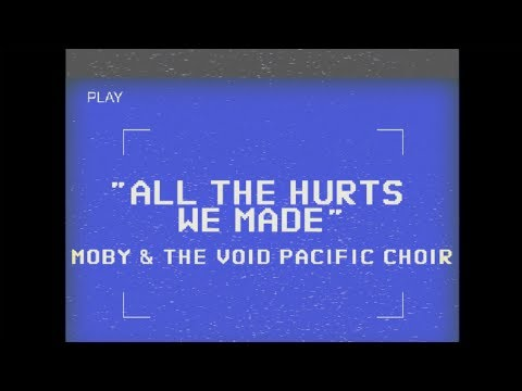 All the Hurts We Made Performance Video [Feat. The Void Pacific Choir]