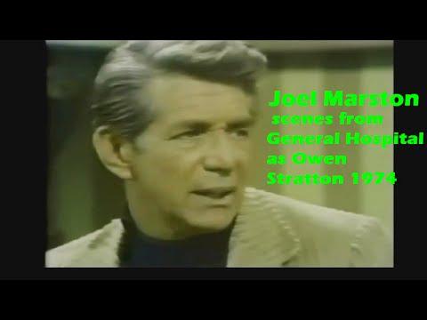 Joel Marston scenes from General Hospital as Owen Stratton 1974