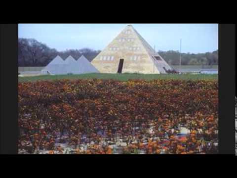 Wonen in een pyramide!