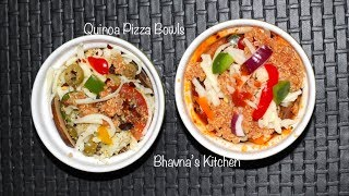 Looking for healthy diet pizza recipe? Now, you don't have to look further. You will simply love to make and eat these pizza bowls often.Subscribe : https://www.youtube.com/subscription_center?add_user=superveggiedelightMore recipes at http://www.bhavnaskitchen.comE-store: http://astore.amazon.com/indian0c-20Topics @ http://www.desiviva.comDownload Bhavna's Kitchen apps for Android, iPhone and iPadFACEBOOK http://www.facebook.com/superveggiedelightTWITTER http://www.twitter.com/bhavnaskitchenINSTAGRAM https://www.instagram.com/bhavnaskitchen/PINTEREST https://www.pinterest.com/bhavnaskitchen