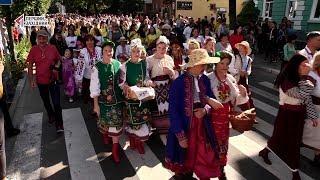 На Кам'янеччині гучно відсвяткували 400 років з народження першої театральної вистави.  Відзначали народними танцями, співами і драматичними виступами.