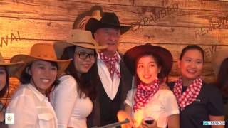 COWBOY - GALA DINNER, MARSH Company| By ASIA PHOENIX