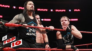 Nonton Top 10 Raw moments: WWE Top 10, December 4, 2017 Film Subtitle Indonesia Streaming Movie Download