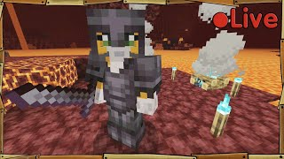Relearning Minecraft - Nether update - • Live