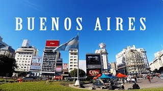 Buenos Aires Argentina  city photos : VLOG TRAVEL GUIDE BUENOS AIRES ARGENTINA