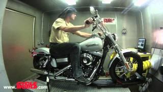 6. 2011 Harley-Davidson Dyna Street Bob Dyno Run Performance Test