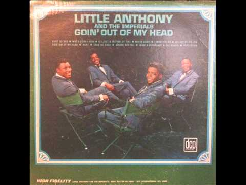 Tekst piosenki Little Anthony & The Imperials - What a Difference a Day Made po polsku