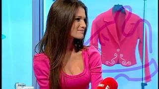 Ertila Koka E Ftuar Ne TV Klan Tek PromoZone (Intervist)
