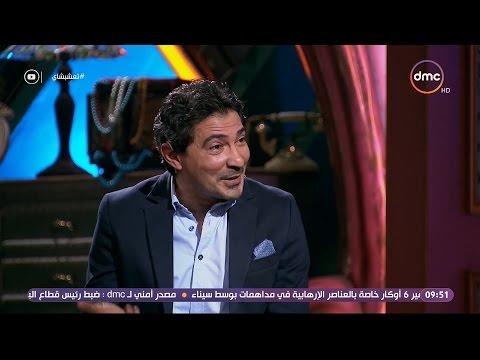 تعرف على أقوى مقالب محمد بركات مع سيد معوض بعد الثورة