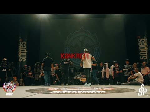 Konkrete | Judge Demo | EBS WORLD CHAMPIONSHIP 2016
