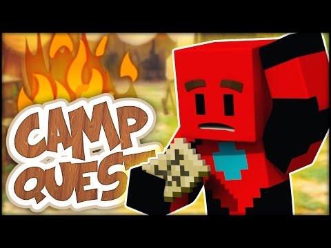 Minecraft - Camp Quest - Episode 7 - Where is Gamer?!!!