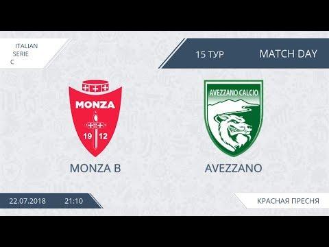 AFL18. Italiy. Seria C. Day 15. Monza B - Avezzano