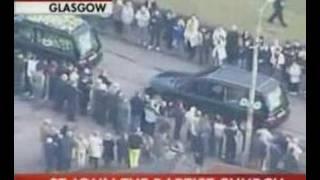 Das Begräbnis des Jimmy Johnstone