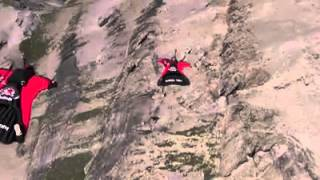 Jokke Sommer - Wingsuit in the Swiss Alps