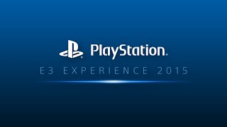 Conferenza E3 Sony