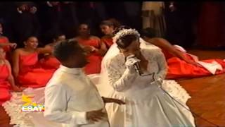 Amazing Tamagn Beyene Wedding Video