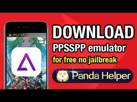 How to download PPSSPP emulator for free on iPhone without jailbreak
