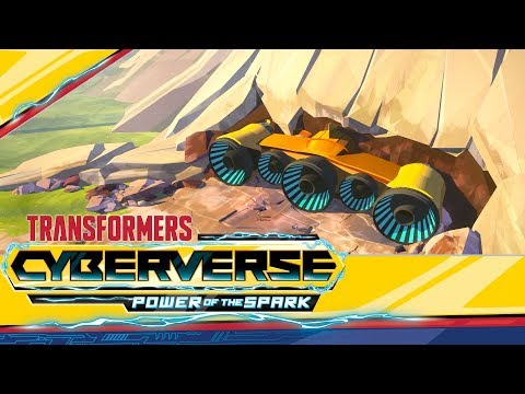 Infinite Vendetta Ep. 211 | Transformers Cyberverse: Power of the Spark | Transformers Official