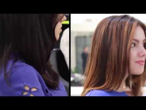 Венецианское мелирование на темные волосы с ФОТО НАШИХ РАБОТ
