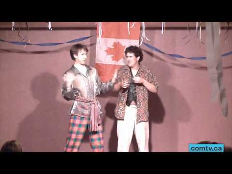 comtv.ca - ART: Sharpworks Live - comedy skits in Medicine Hat