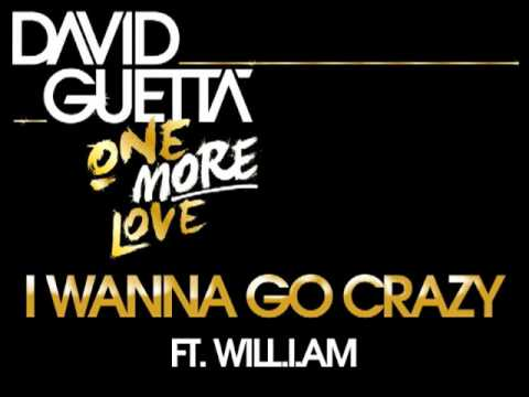 David Guetta I Wanna Go Crazy