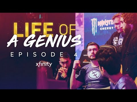 "Xfinity Presents: Life of a Genius | Season 2, Episode 4 ""Dreamhack Major, Sweden"""