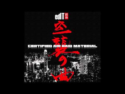 edIT - Certified Air Raid Material (Full Album) (видео)