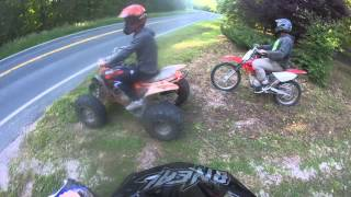7. Top Speed of a Yamaha Raptor 350