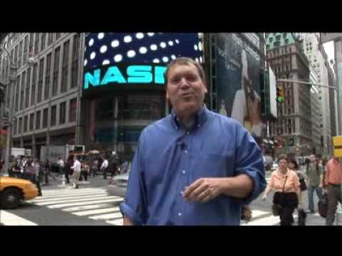 nasdaq - Explanation of an eletronic market.