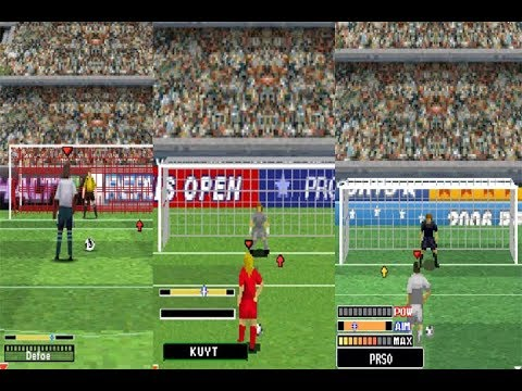 Penalty Kick Real Football Java Mobile Games (2004-2018)