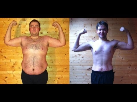 P90X Extreme Weight Loss 120 lbs Loss Philip Berry