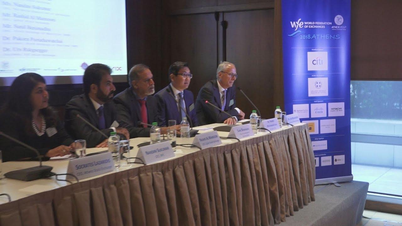Στην Αθήνα η 58η ετήσια σύνοδος της WFE