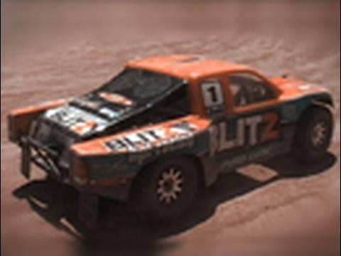 Смотреть видео HPI BLITZ 1/10 2WD RTR