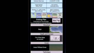My Fishing Advisor YouTube video