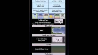 My Fishing Advisor YouTube video