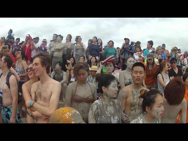 Seoulhunter ;- [SN03] Boryeong Mud Festival