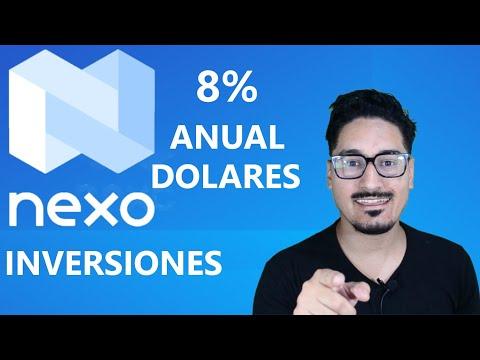 Como Invertir en Nexo/ Gana Dinero de Forma Pasiva