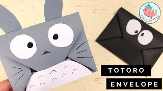 Here's a DIY easy origami envelope tutorial. Learn how to make an origami envelope with simple step-by-step instructions. These Totoro themed paper envelopes are so cute and easy to make. It starts off with an origami envelope and then are decorated to look like characters from Totoro. The paper envelopes are a great craft for kids and adults.SELECT MATERIALS / ADS:My Neighbor Totoro (movie): http://amzn.to/2ryLSE7Recollections Cardstock Paper: http://amzn.to/2s4W44rBone Folder: http://amzn.to/2rMyKLt------ABOUT: Hello my crafty friends! I'm Jenny, from NYC, and I LOVE to craft. I've created hundreds of paper craft and origami tutorials, do-it-yourself (DIY) crafting tutorials, and general craft tutorials, so be sure to subscribe and check back frequently. :-)INSTAGRAM: https://Instagram.com/OrigamiTree/FACEBOOK: https://www.Facebook.com/OrigamiTreeSNAPCHAT: https://www.snapchat.com/add/OrigamiTreeTWITTER: https://Twitter.com/OrigamiTreePINTEREST: http://www.Pinterest.com/OrigamiTreeWEBSITE: http://www.OrigamiTree.comShare your crafts in the Fan Gallery (bit.ly/OTFanGallery), or on social media with #OrigamiTree. You may also visit OrigamiTree.com, for free craft tutorials, demos, printable origami paper, and more!Business Inquiries: JennyOrigamiTree@gmail.com