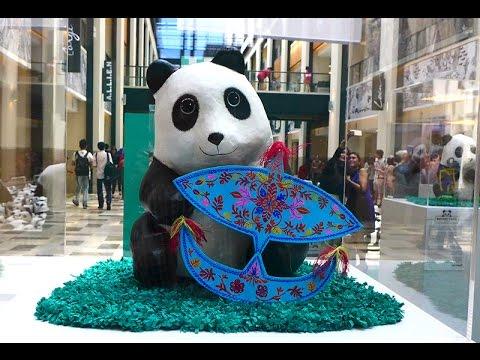 1600 Panda Visit Publika at Year 2014