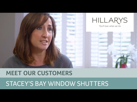 Stacey's bay window shutters
