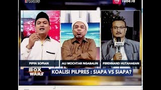 Video SERU!! Ali Ngabalin Usul AMIEN RAIS Jadi Cawapres PRABOWO Part 03 - Box Wars 25/07 MP3, 3GP, MP4, WEBM, AVI, FLV Mei 2019