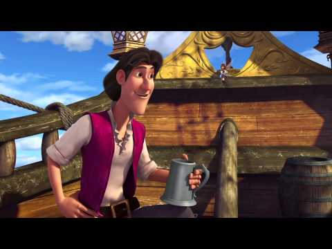 The Pirate Fairy (Clip 'You Gotta Love the Boots'')