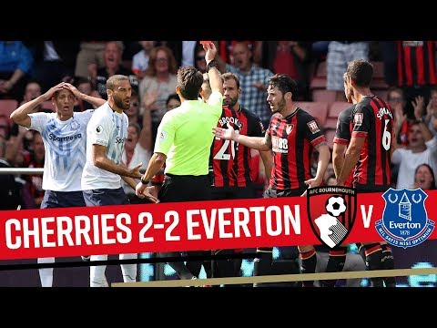 ALL OF THE DRAMA! 😱 | AFC Bournemouth 2-2 Everton