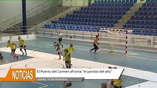 """""""El partido del año"""" del CB Puerto del Carmen"""