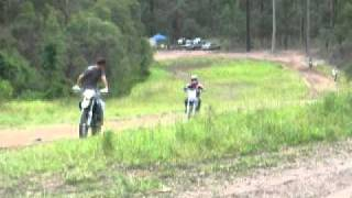 4. YAMAHA YZ 85...2011 MODEL...FIRST RIDE...11YR'S OLD/ 33KG...