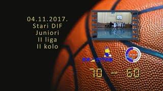kk žitko basket kk sava 70 60 (juniori, 04 11 2017 ) košarkaški klub sava