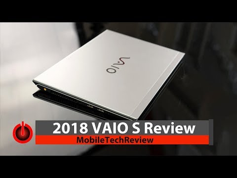 Slim fast - 2018 Vaio S Review - the 1kg Ultrabook with Horsepower and Ports