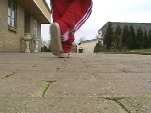 Обучающее видео танца cwalk